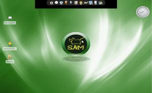 SAM Linux 2009