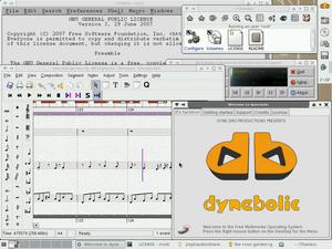 Dynebolic 2-5-2