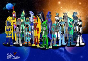 The Main Team (Solar System)
