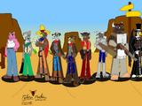 The Montana Rangers