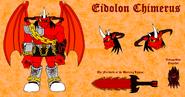 Eidolon Chimerus Sheet
