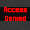 Image denied emblem