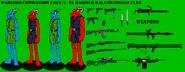 Warlord Commandos 10-11 - El Baritus-Kalandarskan