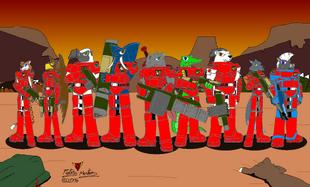 War Unit