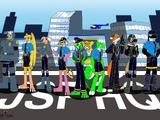 Justice Brigade Force