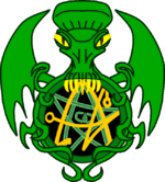 The Emblem of the Great Old Ones and Outer Gods of Mythos
