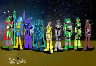 The Sedna Squad