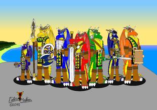 Path-Dragons