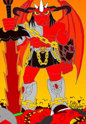 Eidolon Chimerus