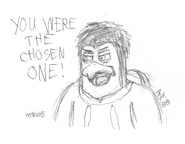 DM - Isaac - YOU WERE THE CHOSEN ONE - sketch - 12-18-2015