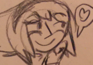 Pat smiling