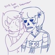 Still love you snowmar