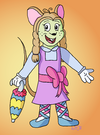 Heather Mouse-Cricket