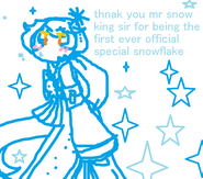 The snow king 1