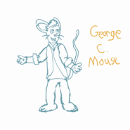 George C Mouse - initial concept