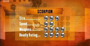 S1 DR scorpion