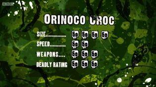 S3 DR orinoco croc