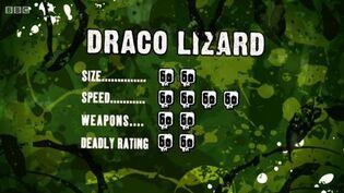 S3 DR draco lizard