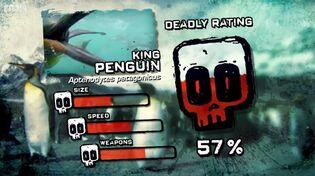 PTP DR king penguin