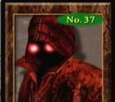 Raincoat Killer (Trading Card)