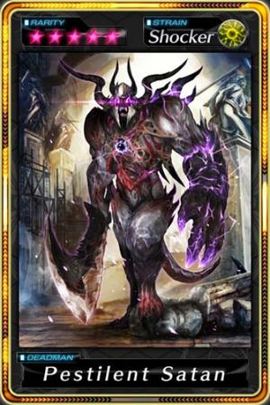 Pestilent Satan