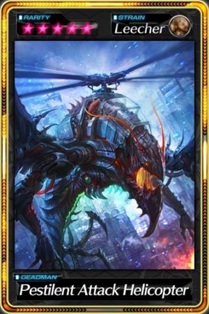 Pestilent Attack Helicopter