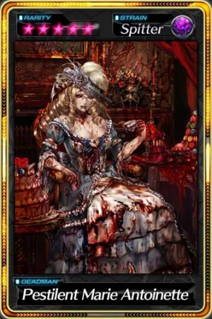 Pestilent Marie Antoinette
