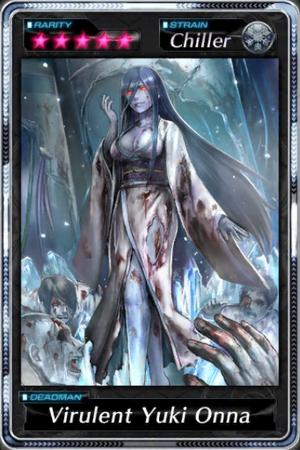 Virulent Yuki Onna