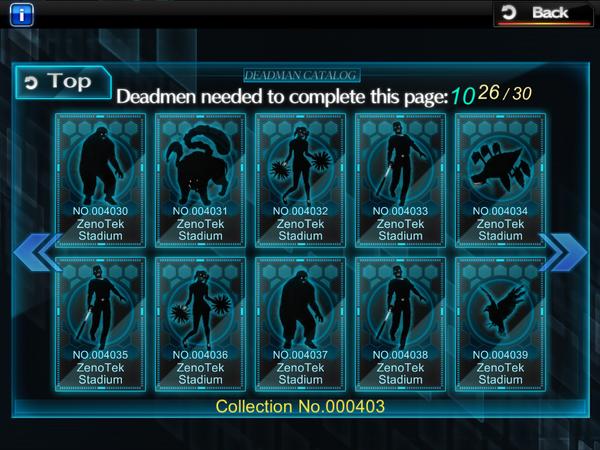 Collection No. 000403 - Empty