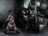 Nagi Kengamine vs Hibana Daida