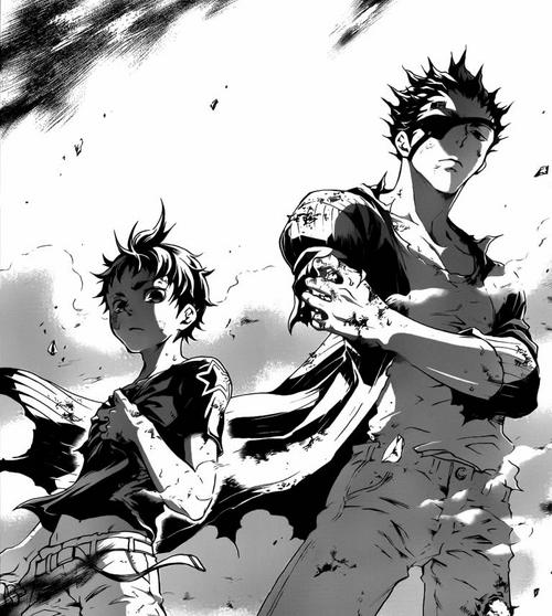 Senji and Ganta