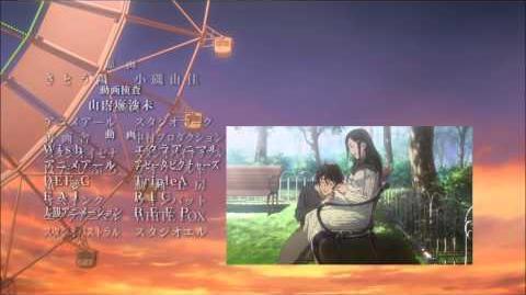 Deadman Wonderland ending HD 1080p