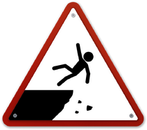 Drop Sign