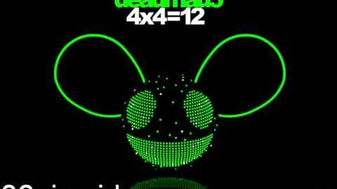 Deadmau5 4x4=12 Full CD!-0