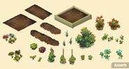 Garden assets