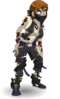 Thug zombie