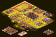 Mazon College map