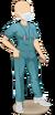 Nurse set (female)