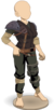 Mercenary set (female)