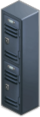 Locker (gray)
