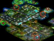 Downtown Santa Rosa secret passage locations