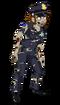 Cop zombie