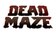 DeadMaze logo - alpha