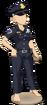 Police set (female)
