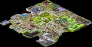 Sunset Mall map