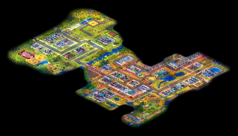 Image Sacramento Suburbs mappng Dead Maze FANDOM powered by Wikia