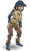 Fisherman zombie