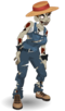 Farmer zombie