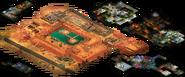 Blue Mesa map