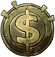 Economical strategy icon